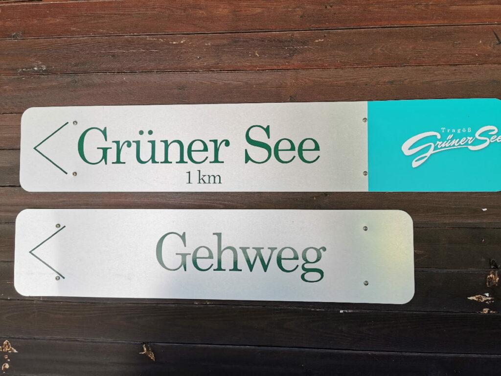 """Deine """"Grüner See Anfahrt"""" - so erreichst du das Naturjuwel"""